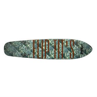 Planche à roulettes plateau de skateboard