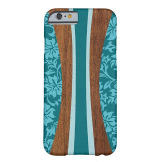 Planche de surf hawaïenne en bois de Faux de Lania