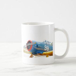 Plane Classic White Coffee Mug