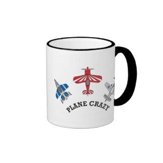 Plane Crazy Mug