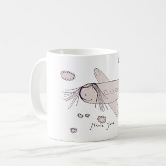 Plane Jane Coffee Mug