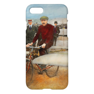 Plane - Odd - Easy as riding a bike 1912 iPhone 7 Case