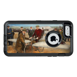 Plane - Odd - Easy as riding a bike 1912 OtterBox Defender iPhone Case