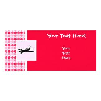 Plane Custom Rack Cards