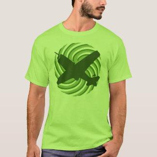 plane swirl T-Shirt