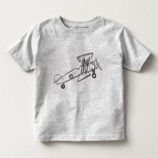 Plane Toddler T-Shirt Boy Shirt