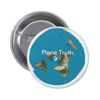 """Plane Truth."" Button"