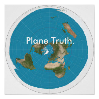 """Plane Truth"" Perfect Poster"