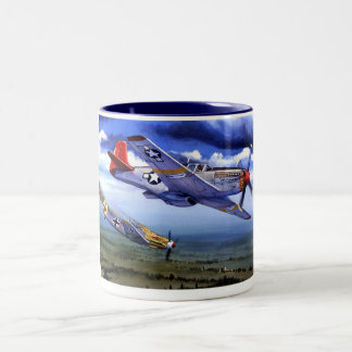 PLANES 1 Two-Tone COFFEE MUG