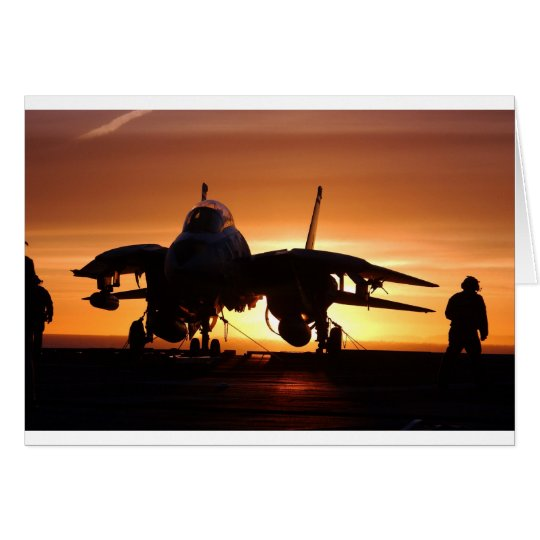 Planes and Jets Card