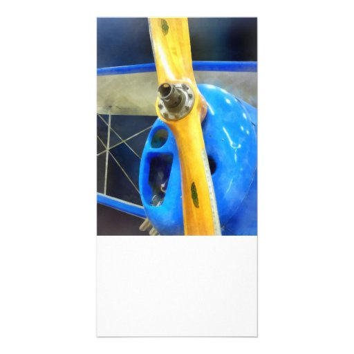 Planes - Great Lakes Sport Trainer Custom Photo Card