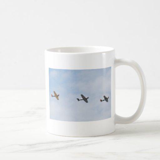 Planes Coffee Mugs