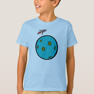 Planet and Rocket One Tshirts