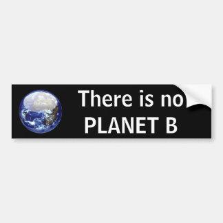 Planet B Bumper Sticker