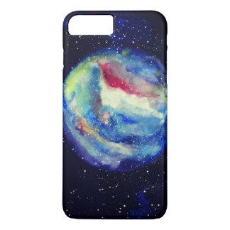 Planet Case, Watercolor Cosmos Art Case-Mate iPhone Case