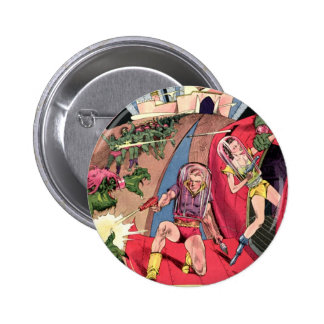 Planet Comics 2 Inch Round Button
