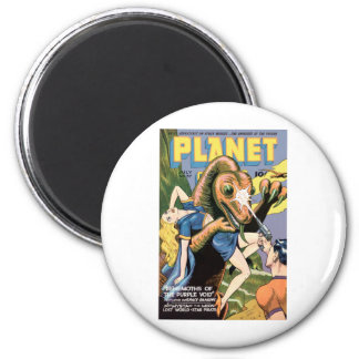 Planet Comics 2 Inch Round Magnet