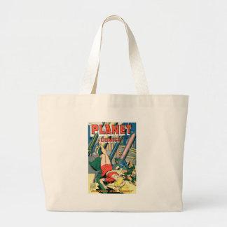 Planet Comics Bag