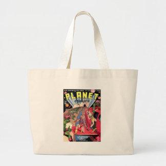 Planet Comics Canvas Bag