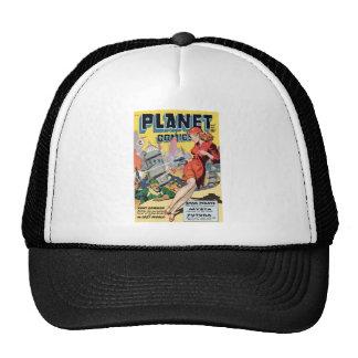Planet Comics Mesh Hat