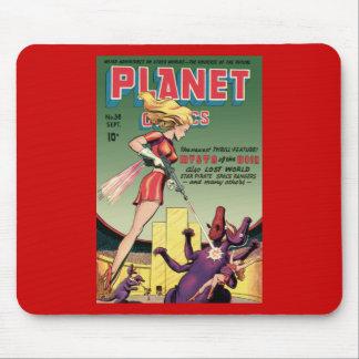 Planet Comics Mouse Pad
