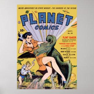 Planet Comics No 20 Print