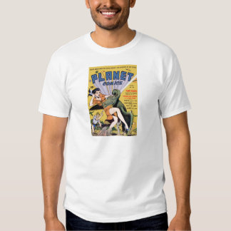 Planet Comics No 20 Shirts