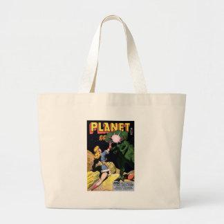 Planet Comics No 47 Canvas Bags