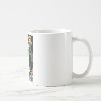 Planet Comics No 47 Classic White Coffee Mug
