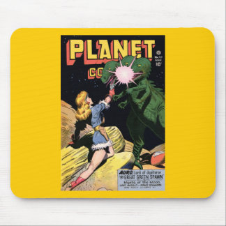 Planet Comics No 47 Mouse Pad