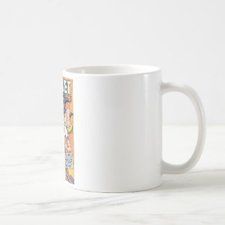 Planet Comics No 52 Classic White Coffee Mug