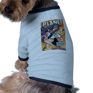 Planet Comics No 52 Dog Tee