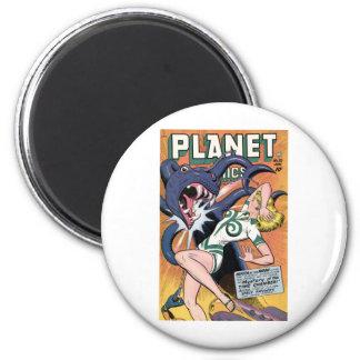 Planet Comics No 52 Fridge Magnets