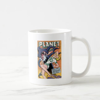 Planet Comics No 52 Mug