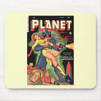 Planet Comics No 70 Mouse Pad
