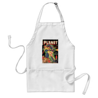 Planet Comics No 70 Standard Apron