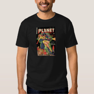 Planet Comics No 70 Tees