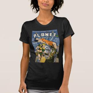 Planet Comics T Shirt