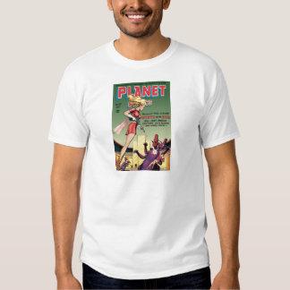 Planet Comics Tshirt