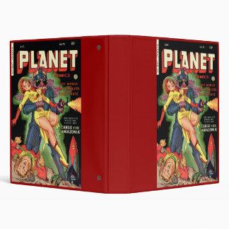 Planet Comics Vinyl Binders