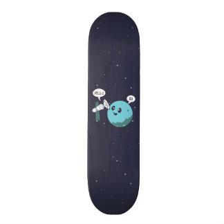 Planet Custom Skate Board