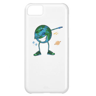 Planet Earth Dabbing Case-Mate iPhone Case