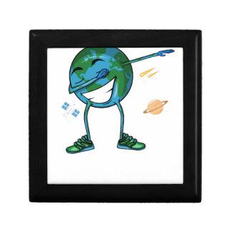 Planet Earth Dabbing Gift Box