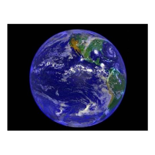 Planet Earth Designs Postcard