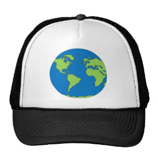 Planet Earth Hat