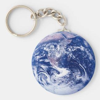 Planet Earth Keychain