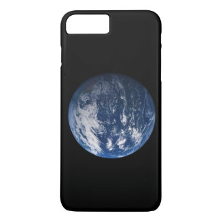 Planet Earth Looking At The Pacific Ocean iPhone 7 Plus Case