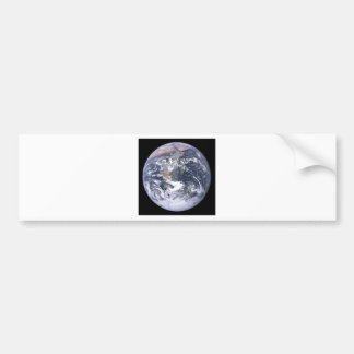 Planet Earth - Our World Bumper Sticker