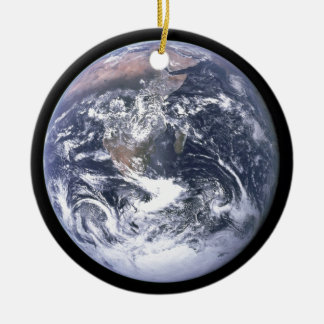 Planet Earth - Our World Ceramic Ornament