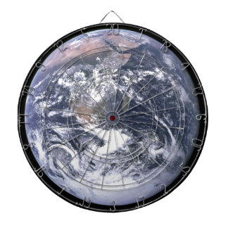Planet Earth - Our World Dartboard
